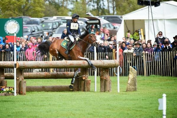Did Frangible Pins Save Lives at Badminton?   Eventing Nation - Three-Day Eventing News, Results, Videos, and Commentary