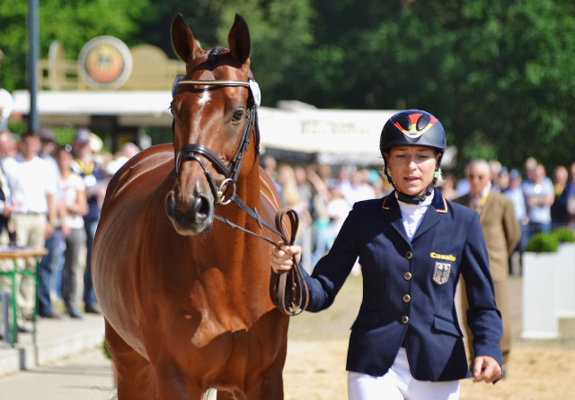 Ingrid Klimke Takes Home Her First CCI4* Victory at Pau; North America Finishes Strong | Eventing Nation - Three-Day Eventing News, Results, Videos, and Commentary